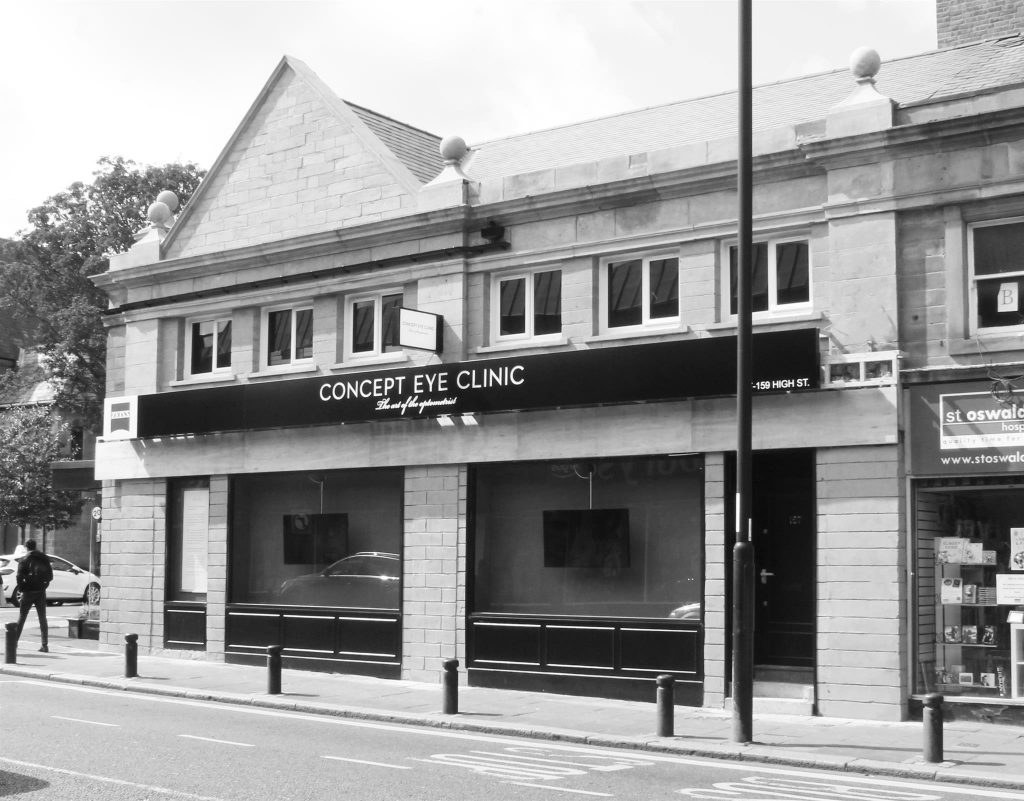 Concept Eye Clinic Opticians Gosforth Newcastle upon Tyne